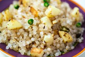 6 must have breakfast foods in Pune, sabudana Khichadi