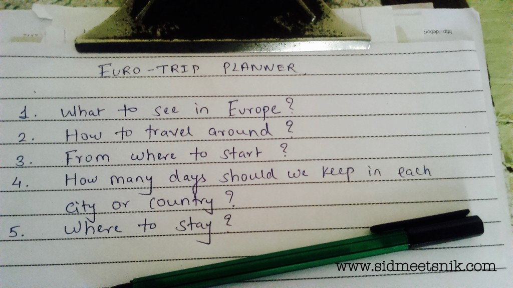 travelplaner