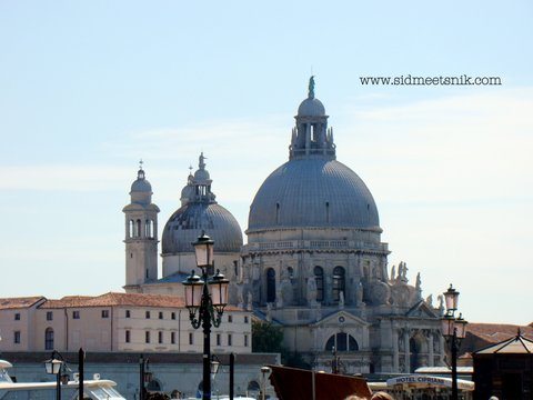 Top things to do in Venice, grand canal