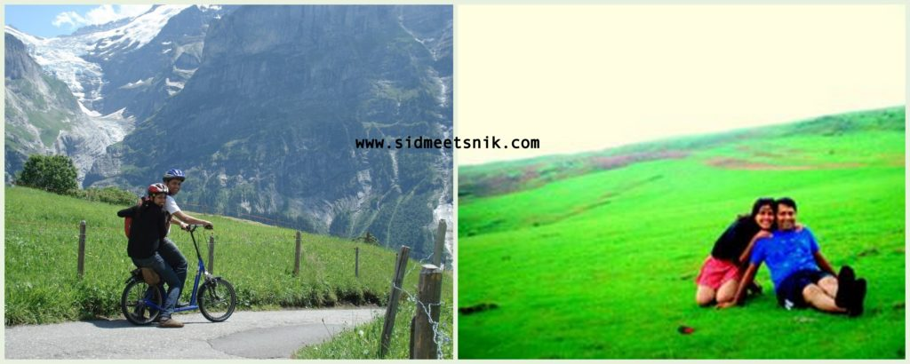 How travelling changed Sid and Nik,traveling,