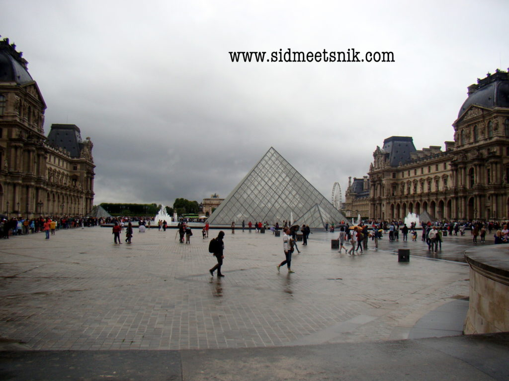 Top places to visit in Paris