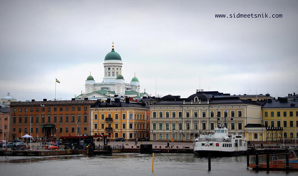What I learned from the Finland